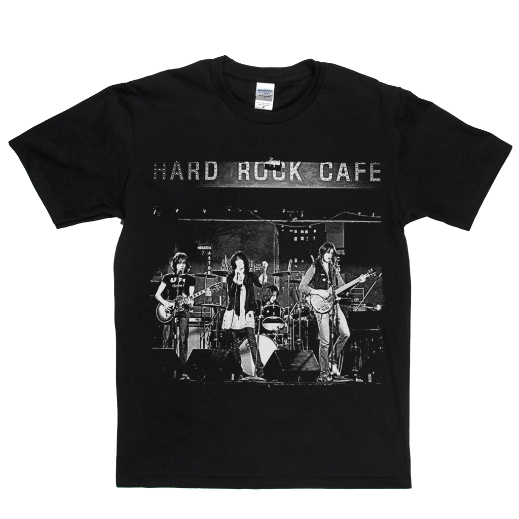 Patti Smith Group On Stage T-Shirt