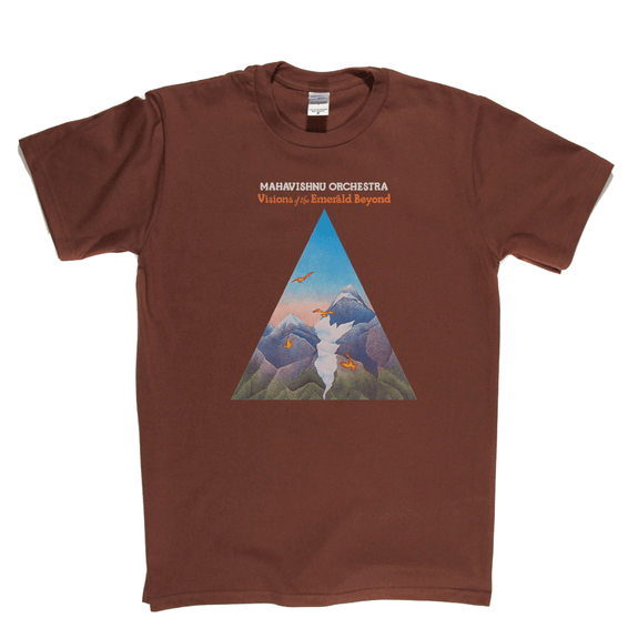 Mahavishnu Orchestra Visions Of The Emerald Beyond T-Shirt