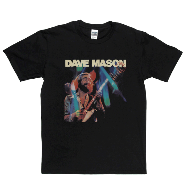 Dave Mason Certified Live T-Shirt