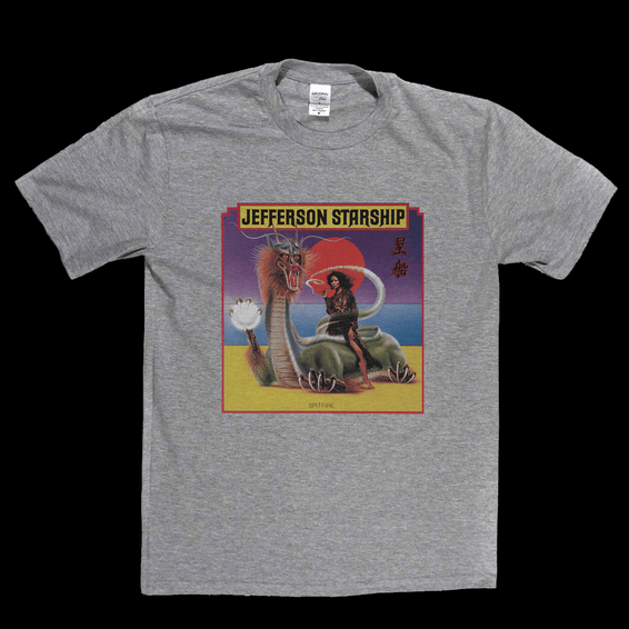 Jefferson Starship Spitfire T-Shirt