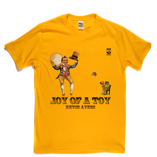 Kevin Ayers Joy Of A Toy T-Shirt