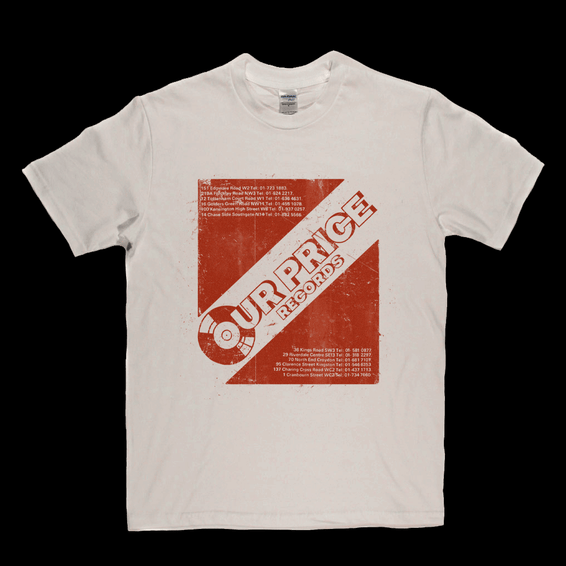 Our Price Records T-Shirt