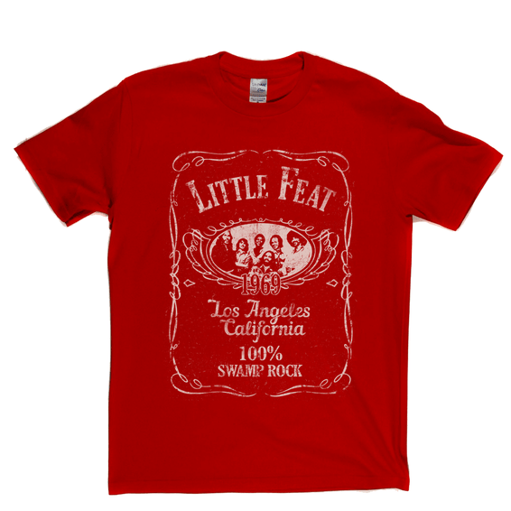 Little Feat Liquor Label T-Shirt