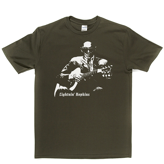 Lightnin Hopkins T Shirt