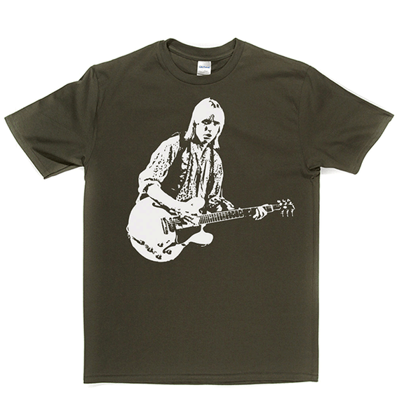 Tom Petty T-shirt