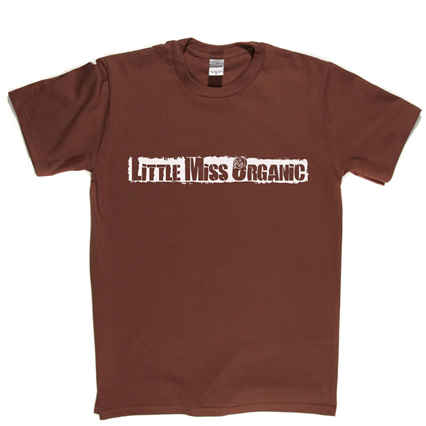 Little Miss Organic T Shirt
