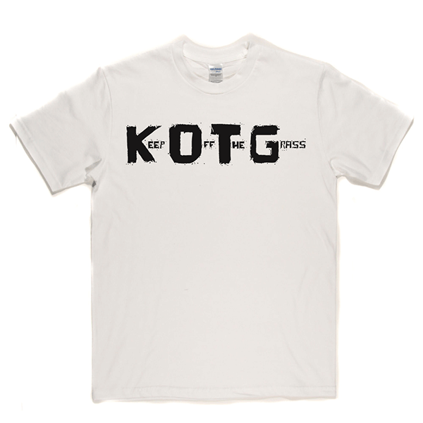 KOTG Keep Off The Grass T Shirt