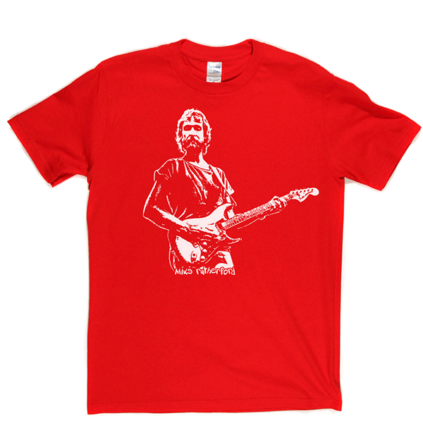 Mike Rutherford T Shirt