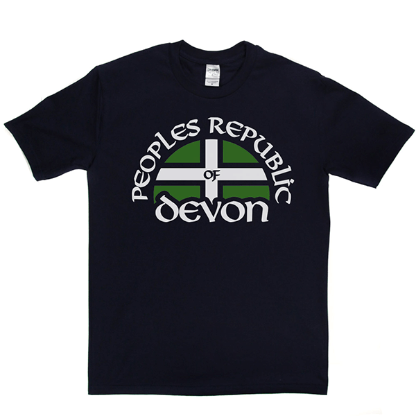 Republic of Devon T Shirt