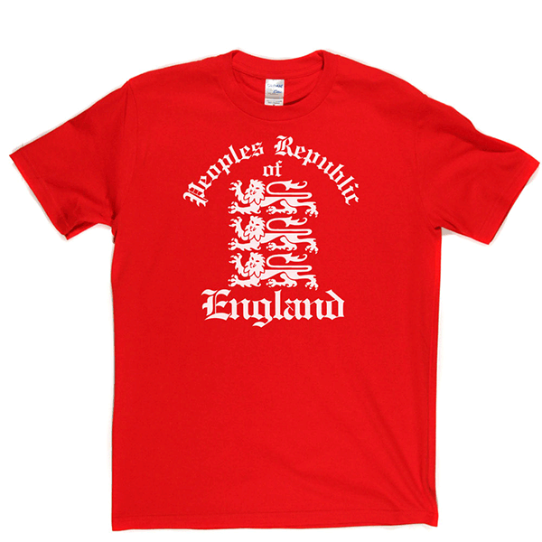 Republic of England T Shirt