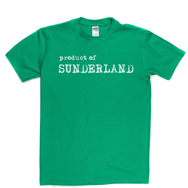 Product Of Sunderland T Shirt