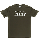 Product of Derby T Shirt