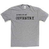 Product Of Coventry T Shirt