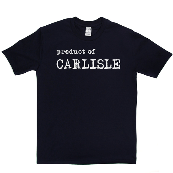 Product Of Carlisle T Shirt