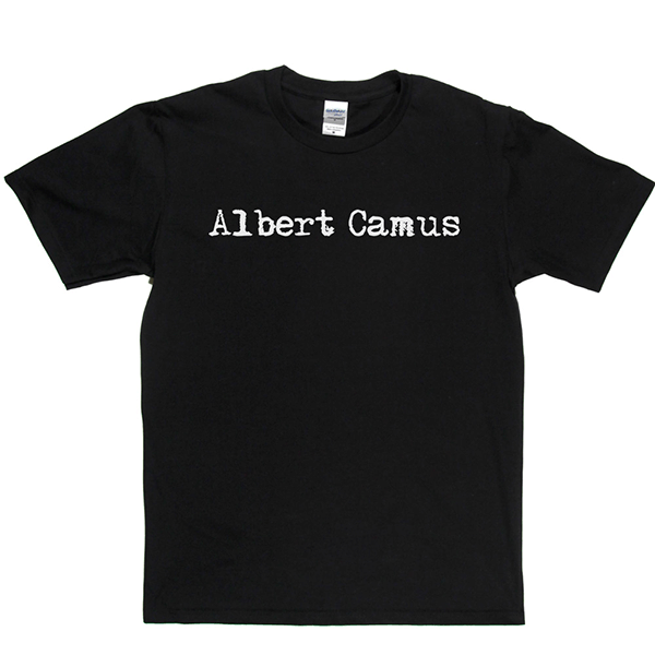 Albert Camus T Shirt