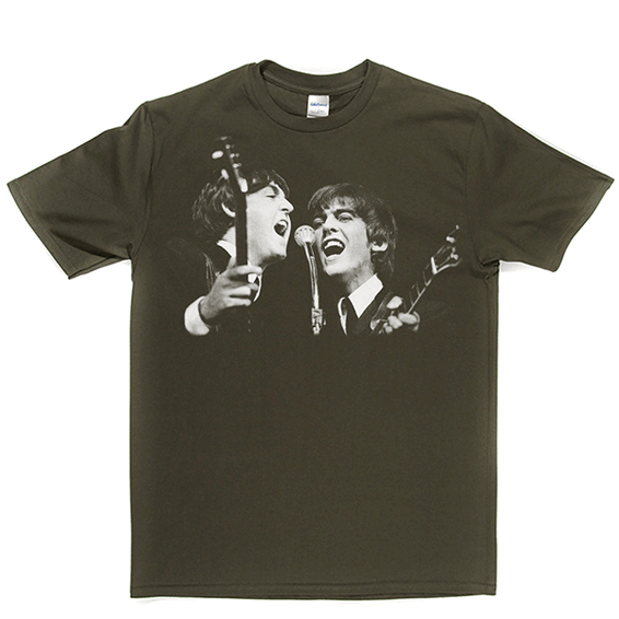 Paul and George 64 T-shirt