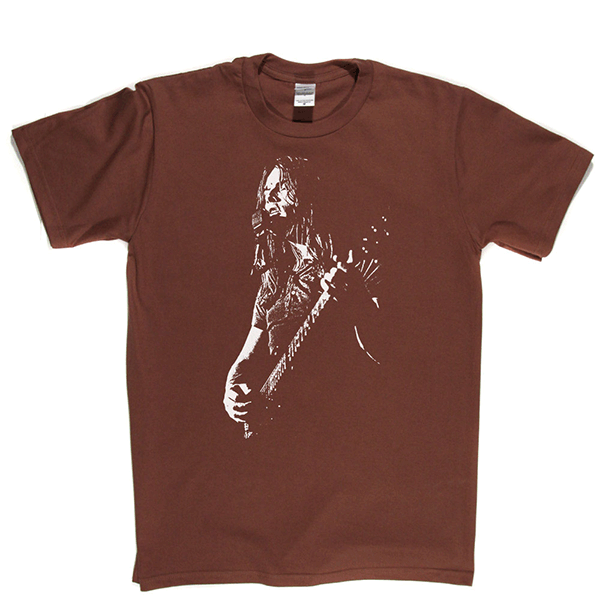 Dave Gilmour Silhouette T Shirt