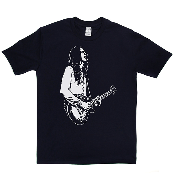 Scott Gorham T-shirt