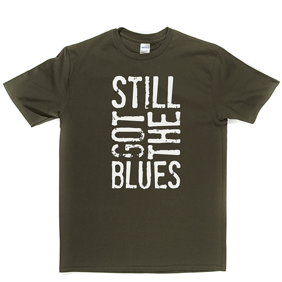 Still Got the Blues T-shirt