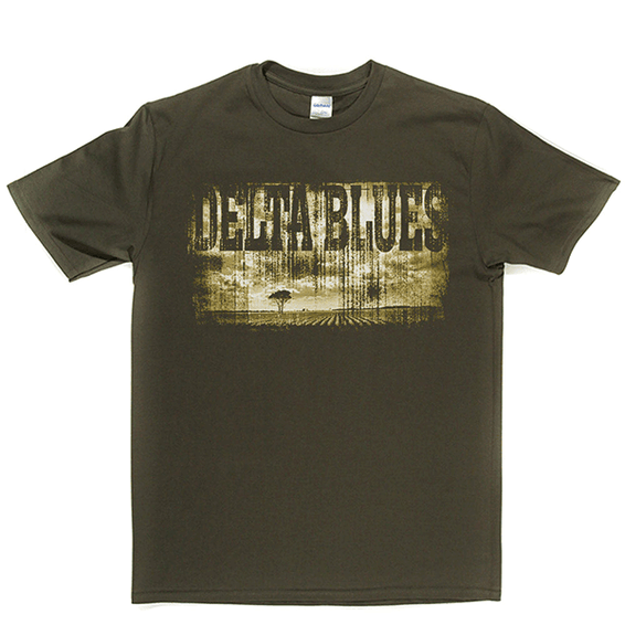 Delta Blues T Shirt