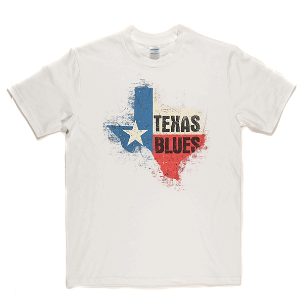 Texas Blues T-shirt