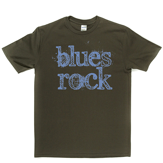 Blues Rock T-shirt
