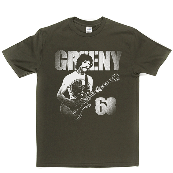 Peter Green Greeny 68 T-shirt