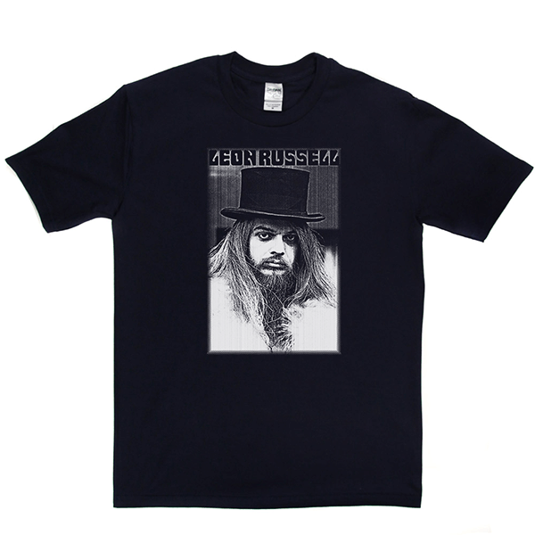 Leon Russell T Shirt