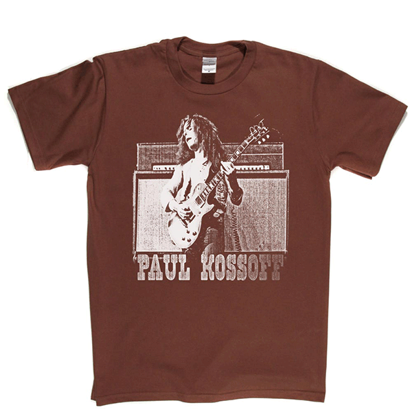 Paul Kossoff T-shirt