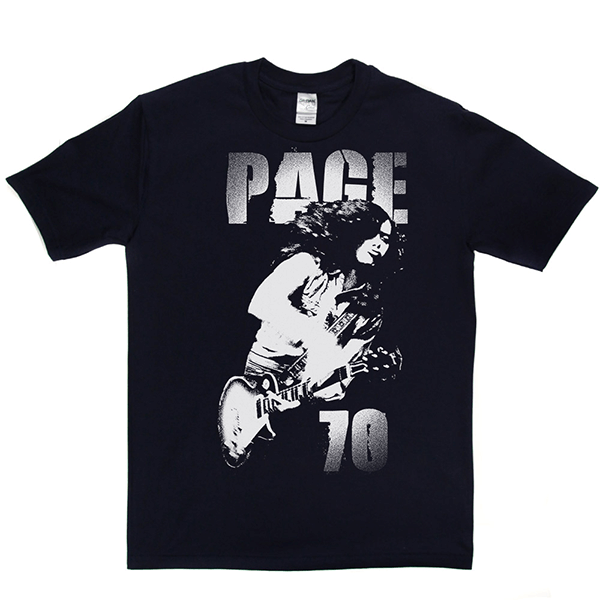 Jimmy Page 70 T Shirt