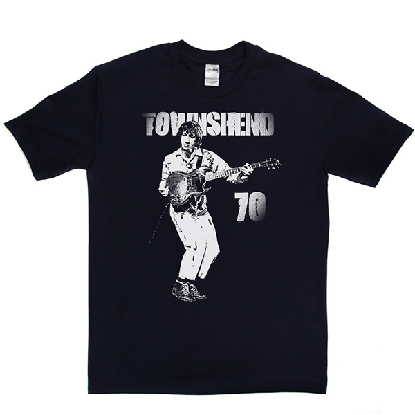 Pete Townshend 70 T-shirt