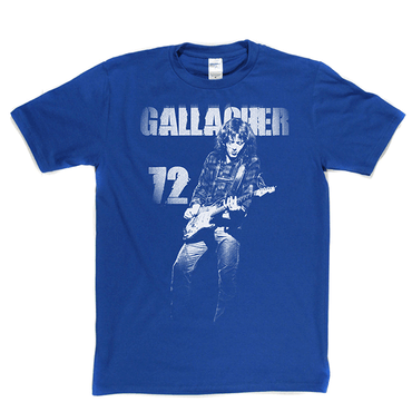 Rory Gallagher 72 T-shirt