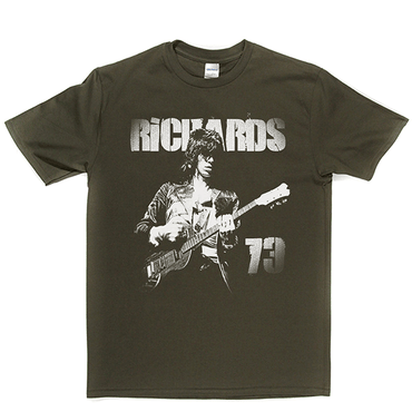 Keith Richards 73 T Shirt