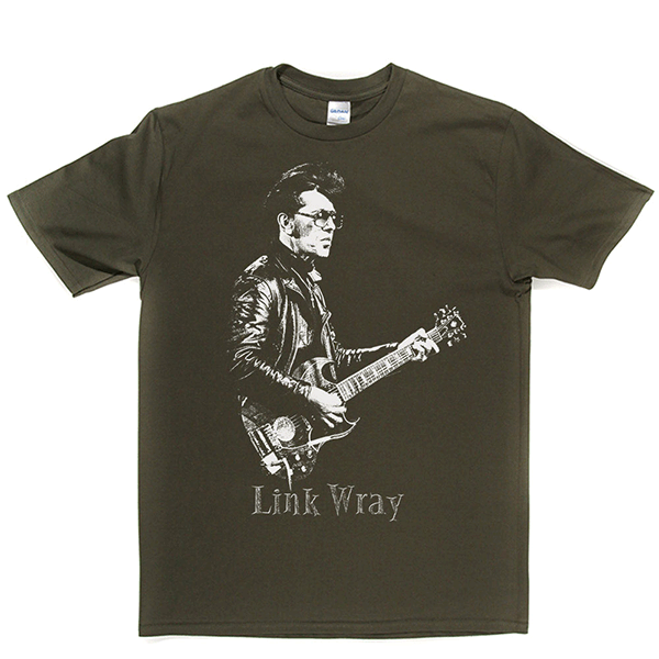 Link Wray T Shirt