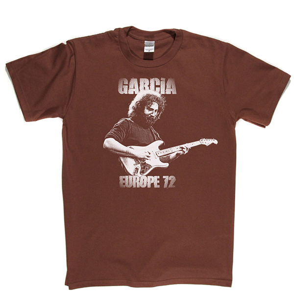 Jerry Garcia Europe 72 T Shirt