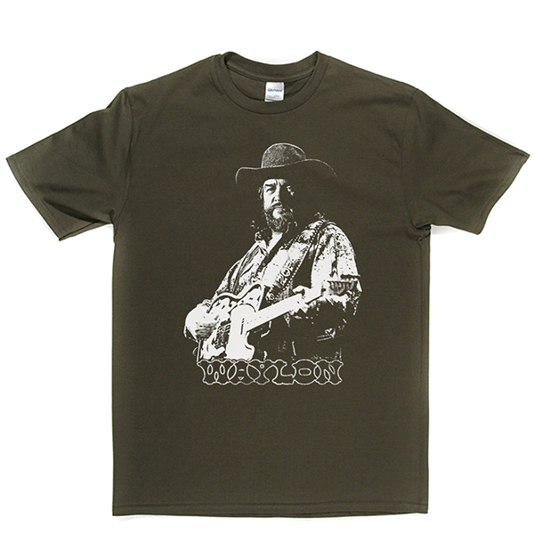 Waylon Jennings T Shirt