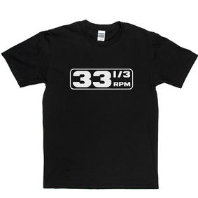 33 Third RPM T Shirt