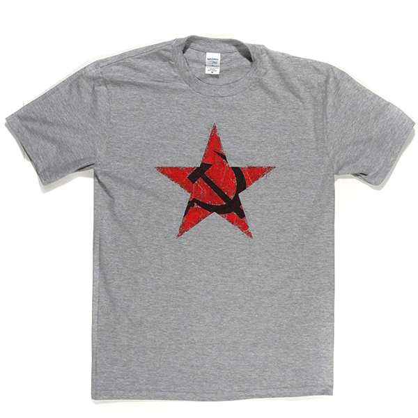 Hammer and Sickle T Shirt