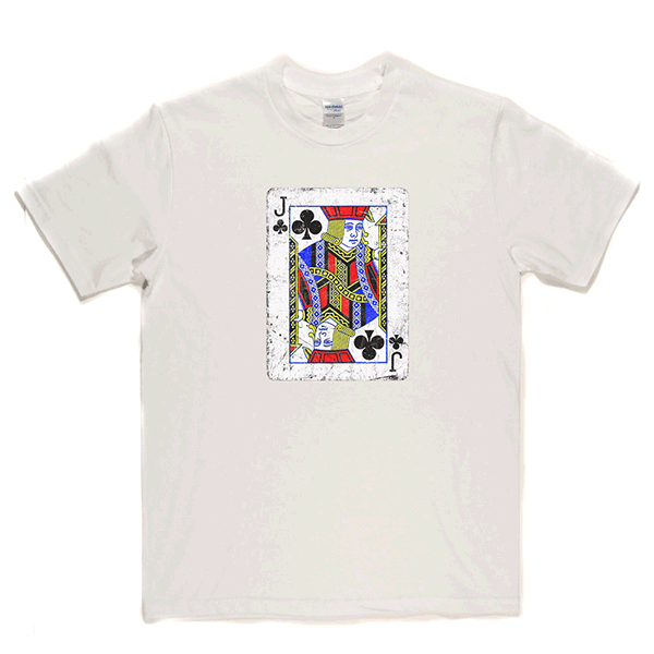 Jack Of Clubs T Shirt