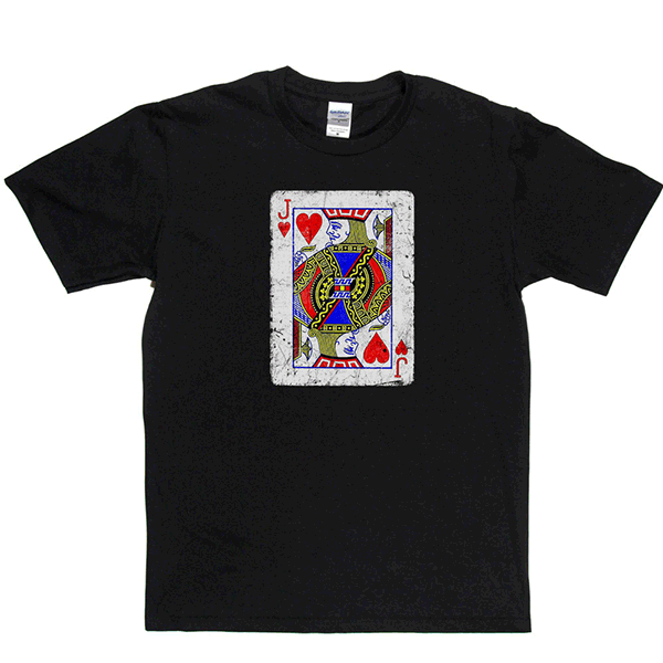 Jack Of Hearts T Shirt
