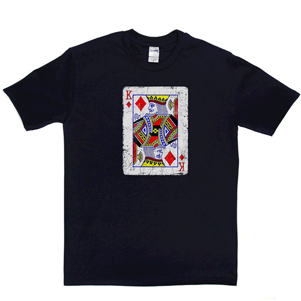 King Of Diamonds T Shirt