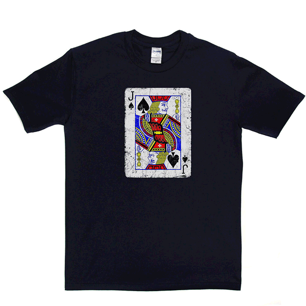 Jack of Spades T Shirt