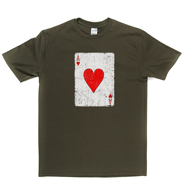 Ace of Hearts T Shirt