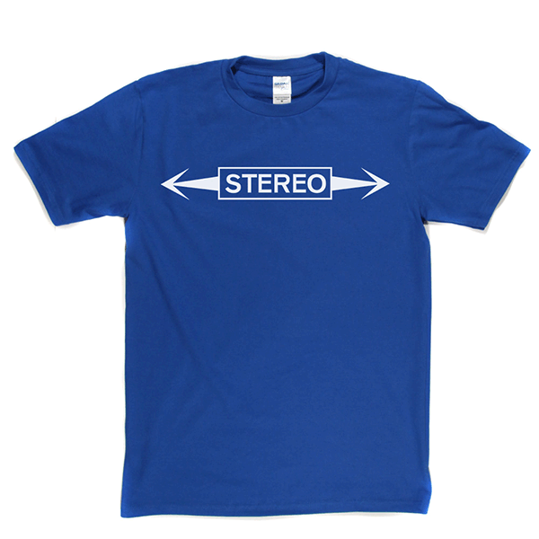 Stereo T-shirt