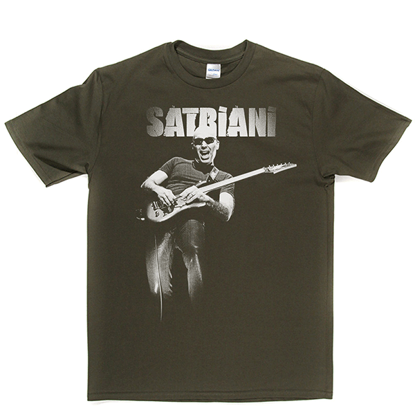 Joe Satriani Live T Shirt