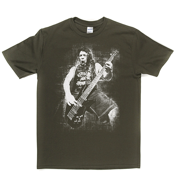 Metallica Robert Trujillo T Shirt