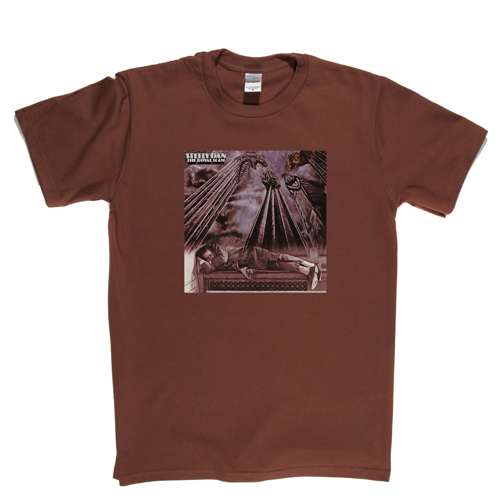 Steely Dan The Royal Scam T-Shirt