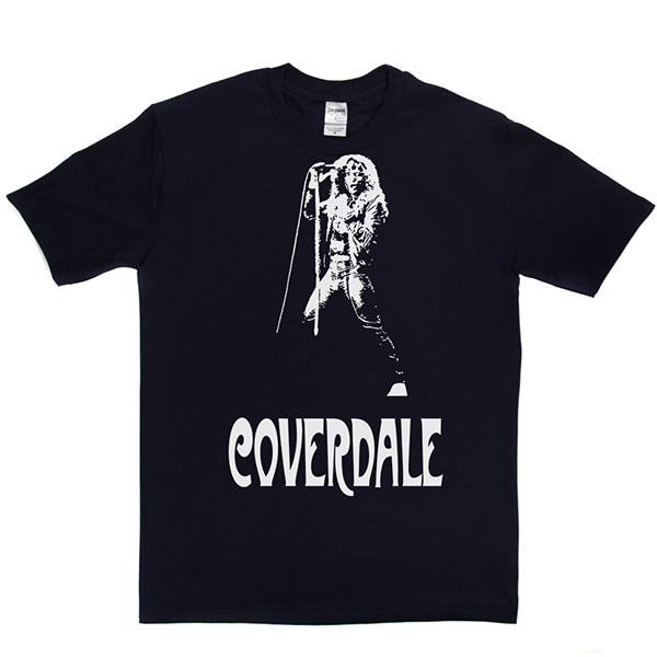 David Coverdale 1 T-shirt