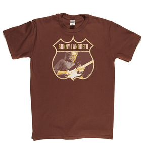 Sonny Landreth T-shirt