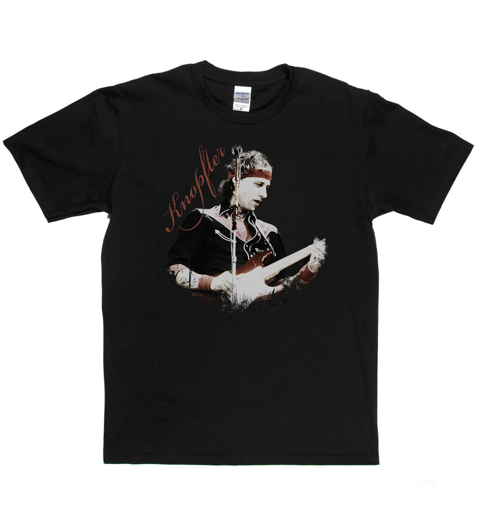Mark Knopfler Live T Shirt